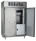 "Master-bilt IHC-48R 52"" Two Section Reach-In Freezer, (2) Solid Doors, 208v/1ph"