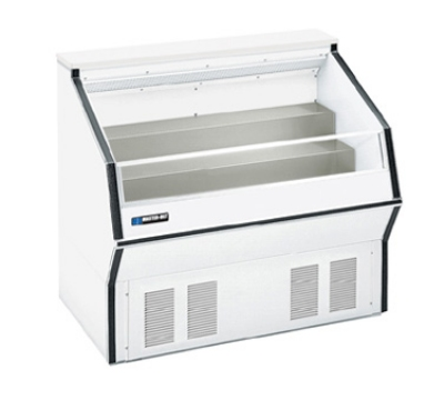 "Master-bilt MPM-48 48"" Horizontal Open Air Cooler w/ (3) Levels, 115v"