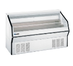 "Master-bilt MPM-72 72"" Horizontal Open Air Cooler w/ (3) Levels, 115v"