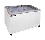 "Master-bilt MSC-31A 31"" Mobile Ice Cream Freezer w/ 3 Baskets, Mobile, White, 115v"