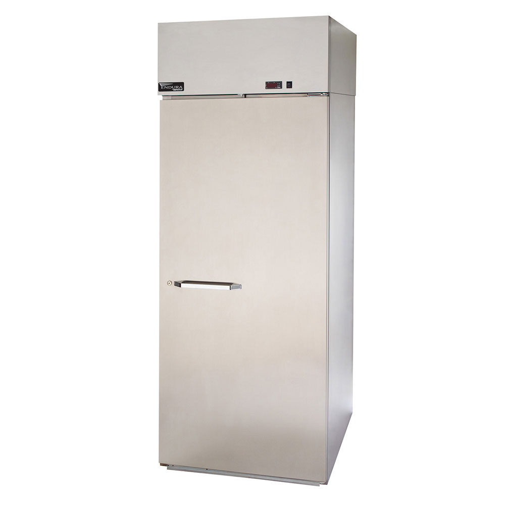 """Master-bilt MWR331SSS/0X 31.75"""" Single Section Roll-In Refrigerator, (1) Solid Door, 115v"""