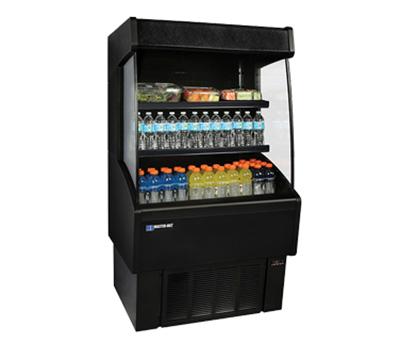 """Master-bilt VOAM60-60 60"""" Vertical Open Air Cooler w/ (3) Levels, 115v"""
