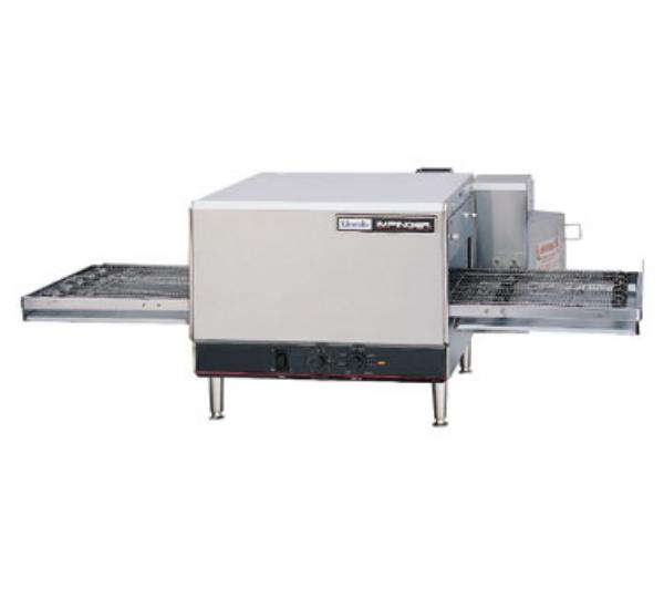 "Lincoln Foodservice 1301-4/1366 50"" Countertop Impinger Conveyor Oven - 208v/1ph"
