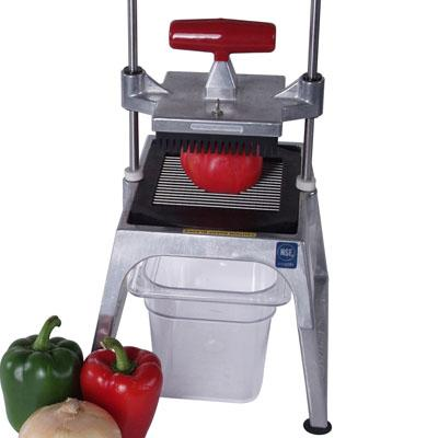 Lincoln Foodservice 55000 InstaCut 5.0 Manual Food Processor, Table Top, Manual, 1/4 in Dice