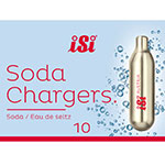 iSi 0017 CHARGER CO2 Soda Chargers