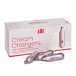 iSi 0085 CHARGER Whipped Cream Charger, N20, 50 per Pack