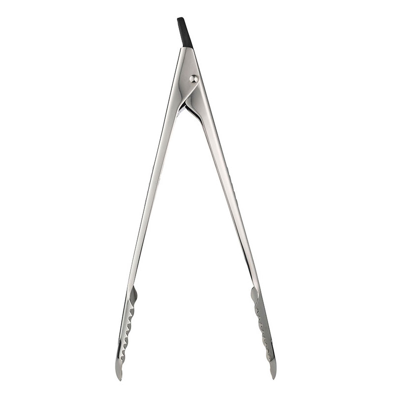 "iSi 2709 9"" Pro Tongs w/ 3-Locking Positions, Stainless"
