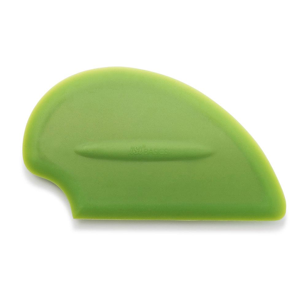 iSi B10004 Flexible Silicone Scraper Spatula, Wasabi