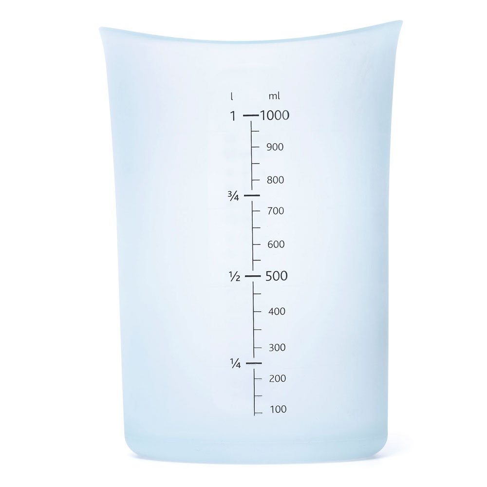 iSi B265 00 Measuring Cup w/4-Cup Capacity & Curved Lip