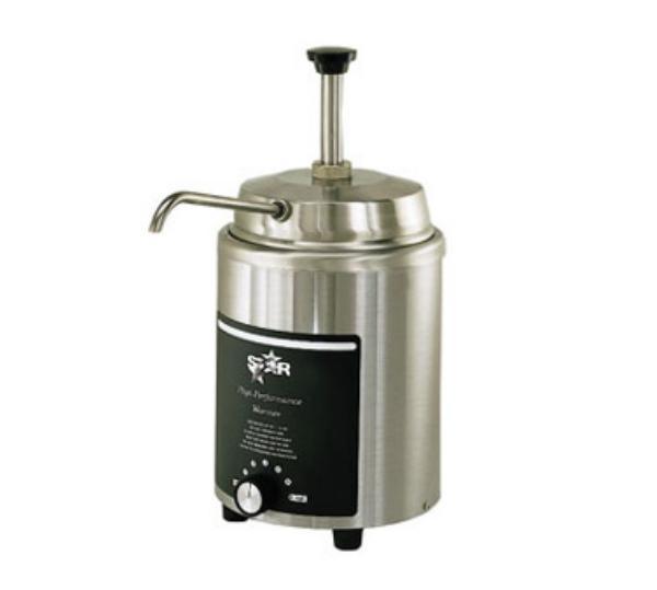 Star Manufacturing 11RWP Food Warmer W/Pump, Countertop, 11qt Capacity