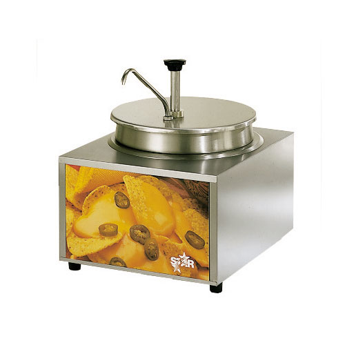 Star 11WLA CUL-120 11-qt Lighted Food Warmer Base Unit Only, Stainless, 120 V, Export