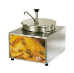 Star Manufacturing 11WLA-P CUL-230 11-qt Cheese Warmer and Pump Dry Heat Stainless Export CUL