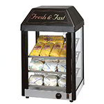 "Star 15MCPT Display Merchandiser, 15"", Heated, 27-Cookies/21- Burritos"