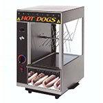 Star 175SBA Hot Dog Broiler w/Bun Warmer, Spike Type 48-Dog/32-Bun