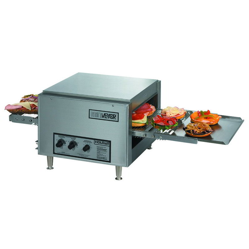 "Star 210HX 36"" Miniveyor Electric Conveyor Oven - 240v/1ph"