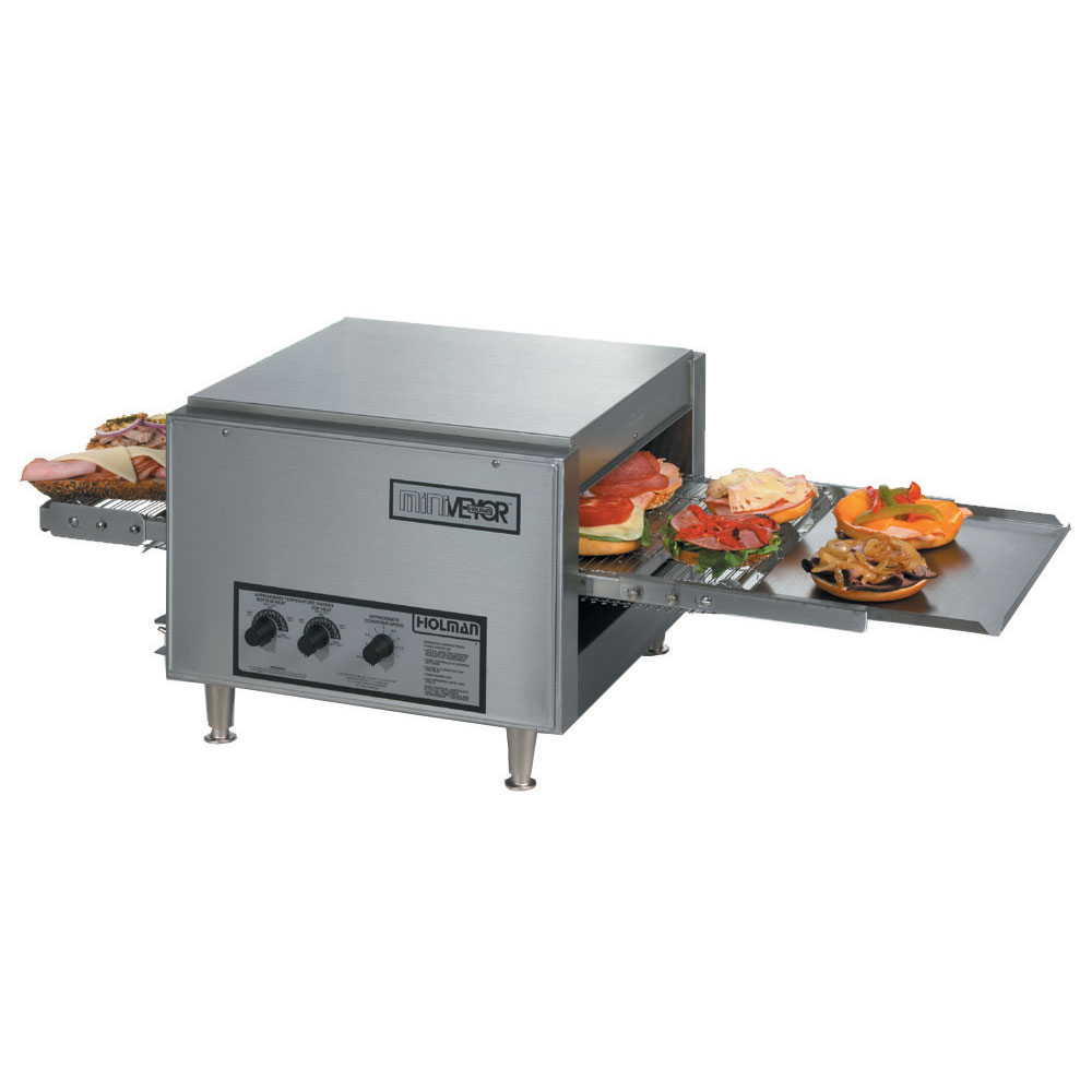 "Star 214HXA 36"" Miniveyor Electric Conveyor Oven - 240v/1ph"