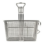 Star 216FBR Full Size Fryer Basket, Steel