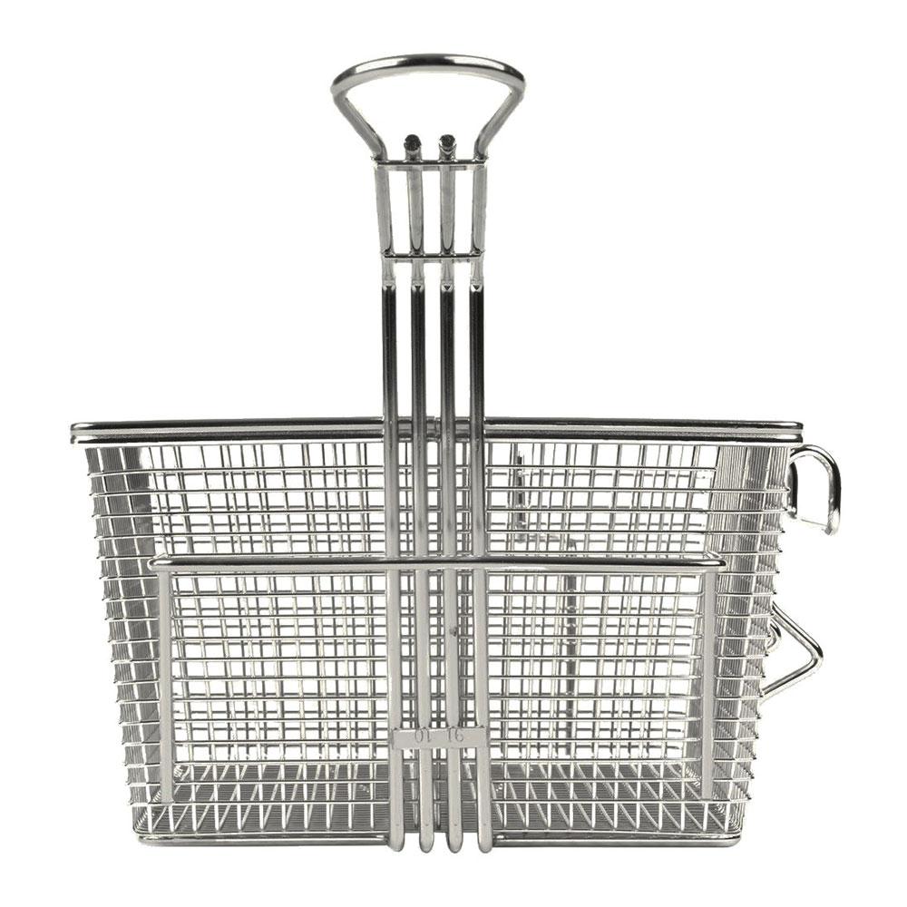 Star 216FBR Full Size Fryer Basket, Steel