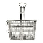 Star 301TBL Half Size Fryer Basket, Steel