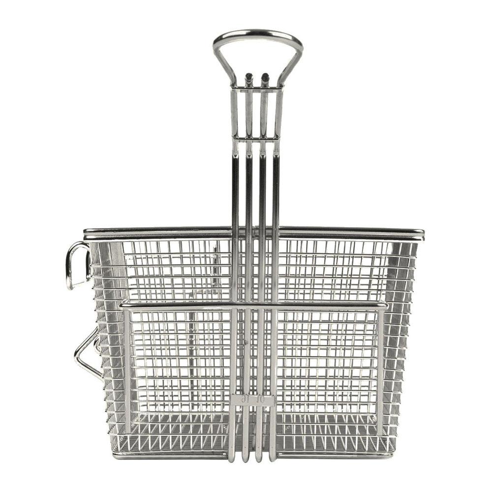 Star 301TBL Half Size Fryer Basket, Steel