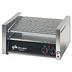 Star 30C 30 Hot Dog Roller Grill - Slanted Top, 120v
