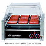 Star 30SC 30 Hot Dog Roller Grill - Slanted Top, 120v