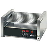Star 30SCE 30 Hot Dog Roller Grill - Slanted Top, 120v