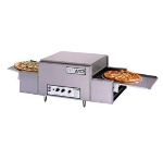 Star Manufacturing 318HX/1PH-240CE Conveyor Oven w/ 4-Upper & 5-Lower Heaters,18-in Belt, 240/1 V, CE