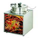 Star 3WLA-4H Lighted Food Warmer, 3.5-qt, Insert & Cover, 1-oz Ladle