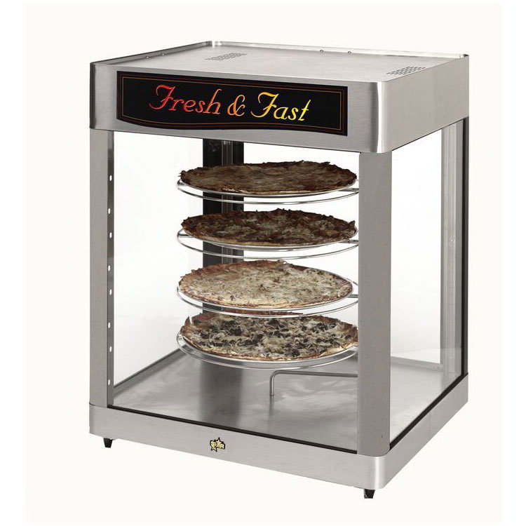 Star Manufacturing 4CR3A Circle Pizza Rack, 4-Tier, For Star HFD3 Series Cab