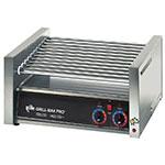 Star 50CE-120 50 Hot Dog Roller Grill - Slanted Top, 120v