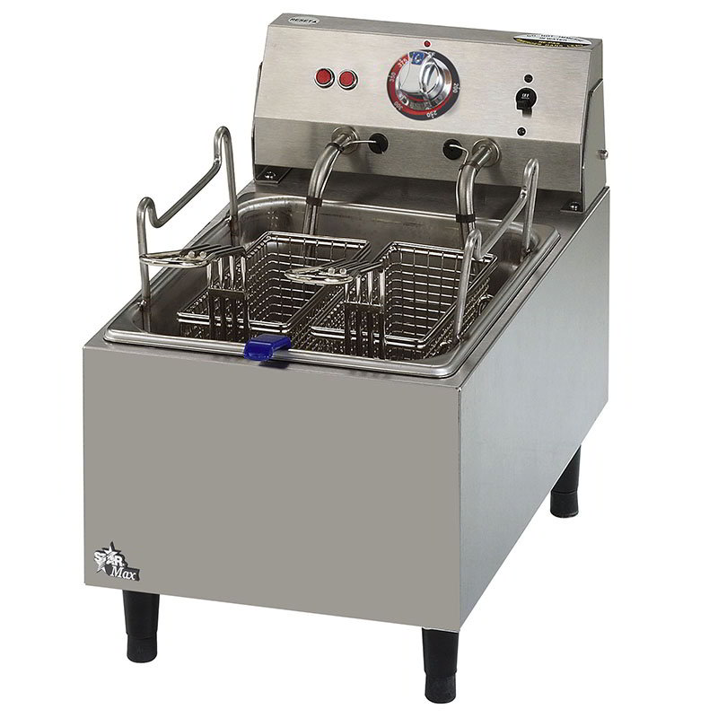 Star 510FF Countertop Electric Fryer - (1) 10-lb Vat, 120v/1ph