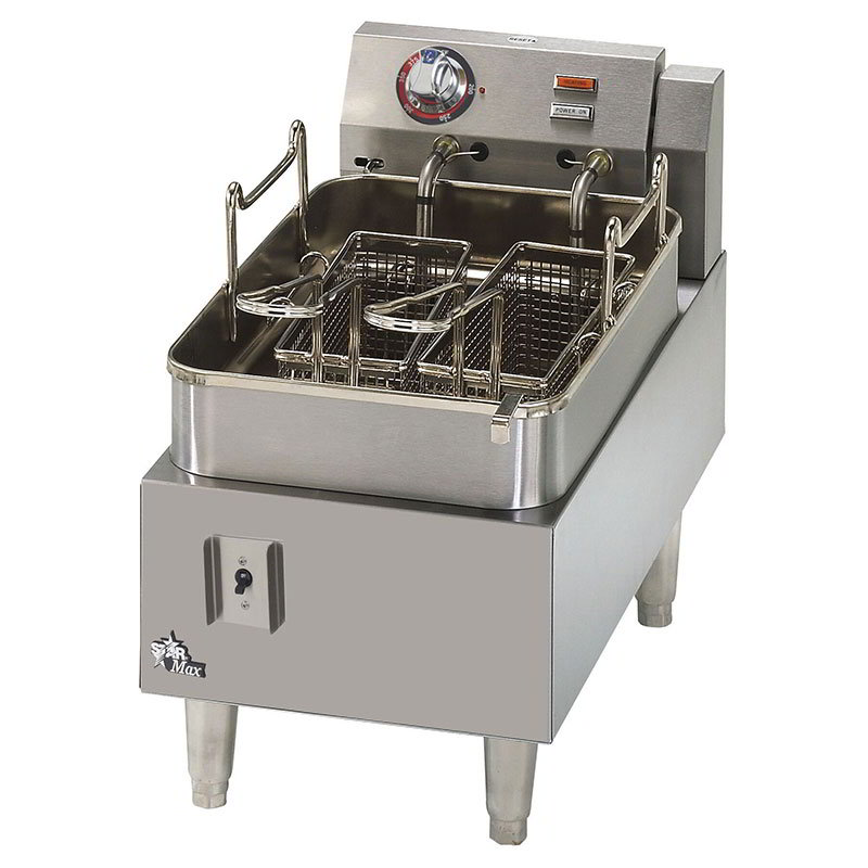 Star 515EF Countertop Electric Fryer - (1) 15-lb Vat, 240v/1ph