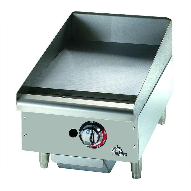 "Star 515TGF 15"" Electric Griddle - Thermostatic, 1"" Steel Plate, 208v/1ph"