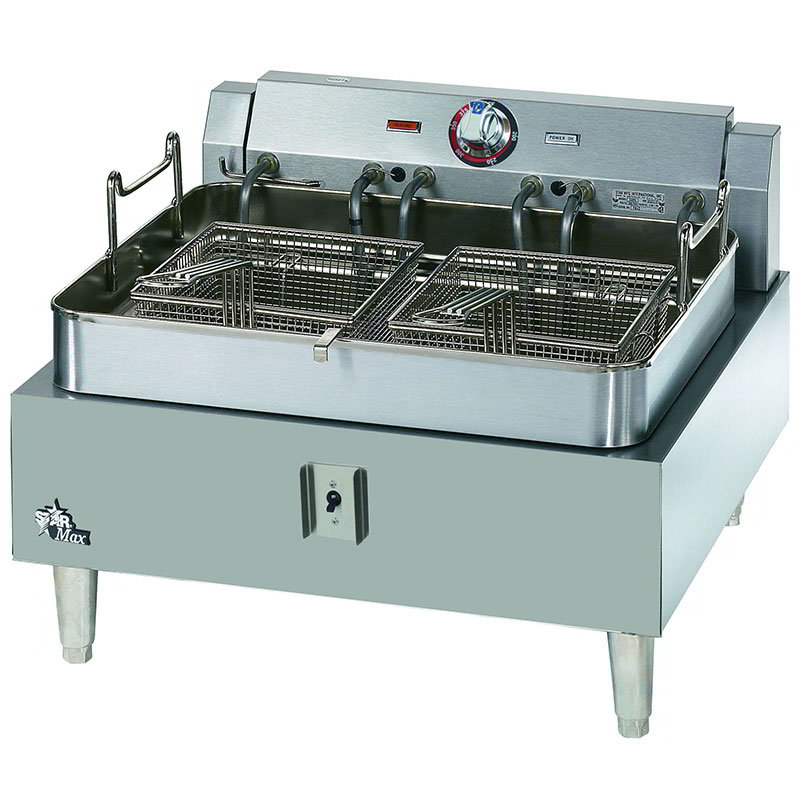Star 530FF CSA Countertop Electric Fryer - (1) 30-lb Vat, 208v/1ph