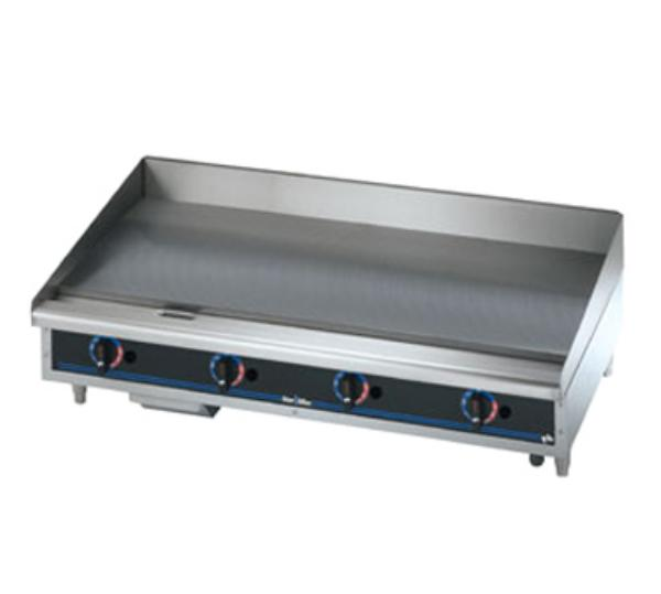 Star 648TSPD 48 in Griddle w/ .75-in Steel Plate & Throttling Thermo Restaurant Supply