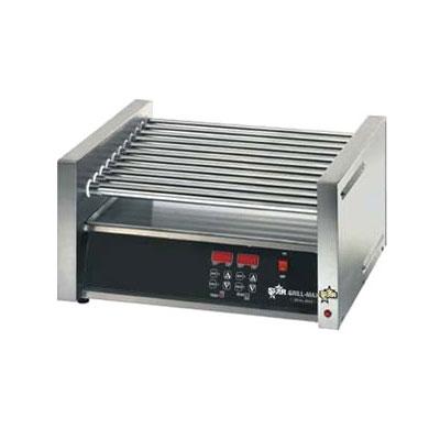 Star 75CE120 75 Hot Dog Roller Grill - Slanted Top, 120v