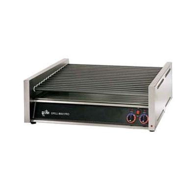 Star 75SC120 75 Hot Dog Roller Grill - Slanted Top, 120v