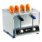 Star BT4208240 Toaster, Pop-Up, 4-Slot,  Timer & Ceramic Elements, 208/240 V