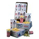Star CC364OZ Popcorn Portion Packs, Chief's Choice, (36) 4oz Packs