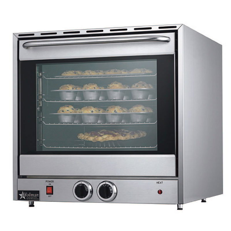 Star CCOF-4 Full-Size Countertop Convection Oven, 208/240v/1ph