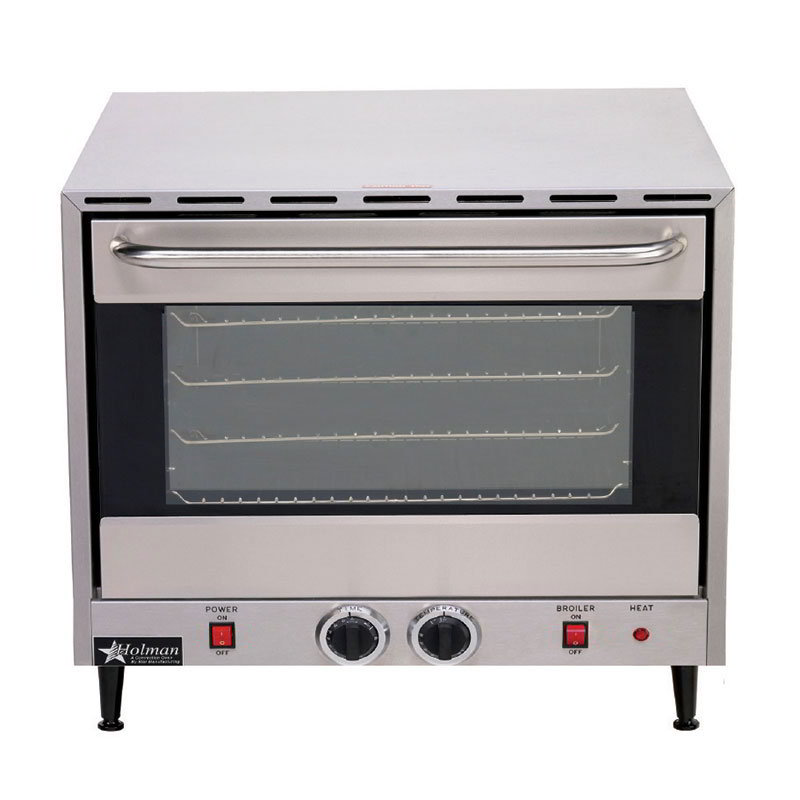 Star CCOH-4 Half-Size Countertop Convection Oven, 208-240v/1ph