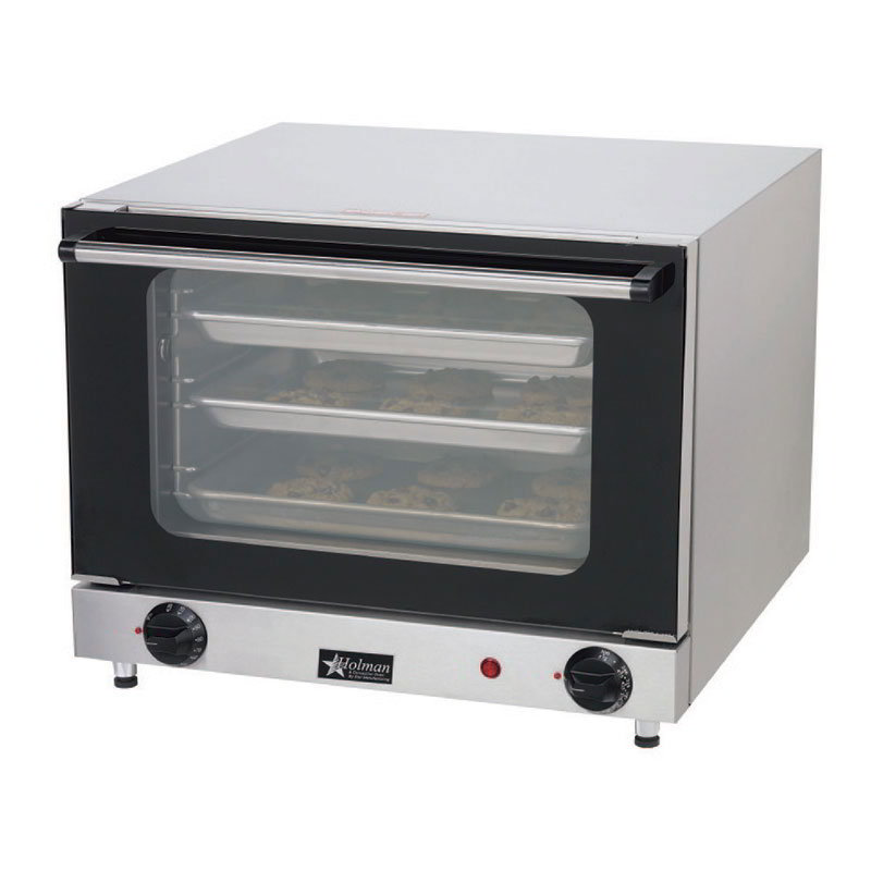 ... Oven Countertop Convection Oven Quarter-Size Countertop Convection