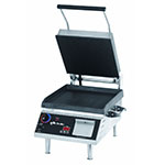 Star PGT14IE Commercial Panini Press w/ Cast Iron Grooved Plates, 208-240v/1ph