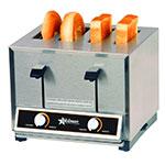 Star CT4208240 Toaster, Pop-Up, 4-Slice, 1-Side Bagel, 1-Side Toast, 208/240 V