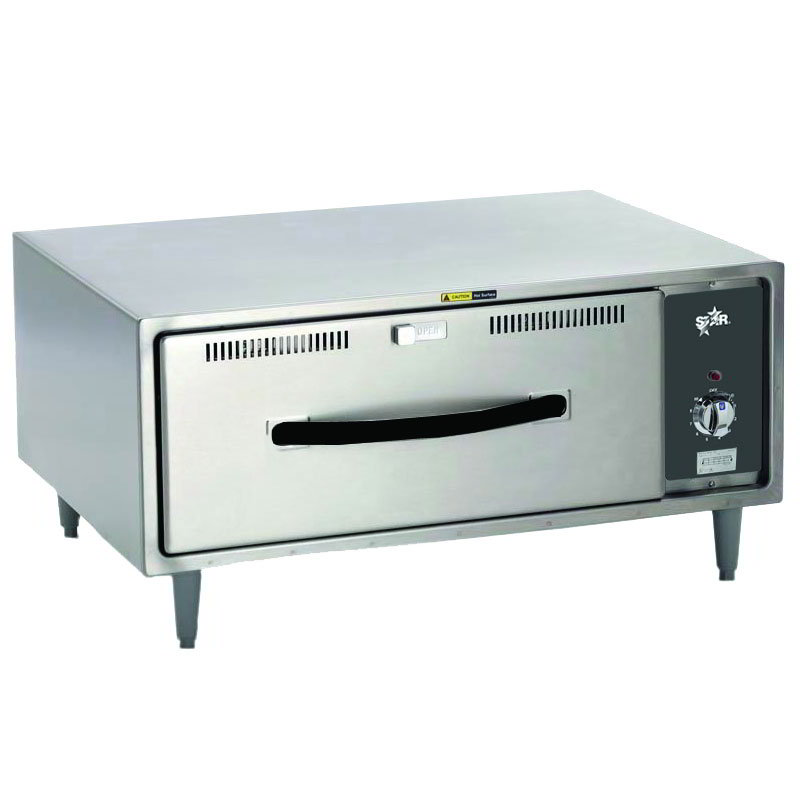 Star Manufacturing DW1 Warming Drawer, Standard, 1 Drawer, 120v