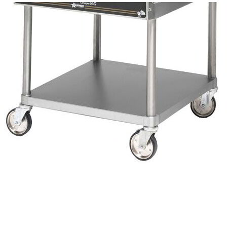 Star ESUM1854 Equipment Stand, For Single/ Double Stack Conveyor Gas Oven