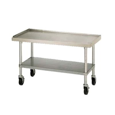 "Star ESUM60S 60"" x 30"" Mobile Equipment Stand for Ultra-Max Series, Undershelf"