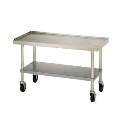 "Star ESUM72S 72"" x 30"" Mobile Equipment Stand for Ultra-Max Series, Undershelf"