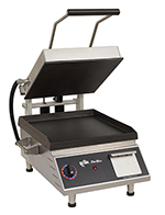 Star Manufacturing GR14B-240 Heavy Duty Sandwich Grill, Smooth 14 x 14-in Plate, 240